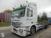 Used BDF truck Mercedes Actros 2541