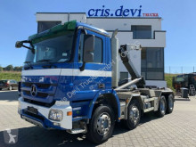 Camion multibenne Mercedes 3244 8x4 Mobas VDL Hakengerät | Retarder Euro 5