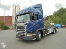 Camión chasis Scania G410 Highline- EURO 6- RETARDER- Multiwechsler