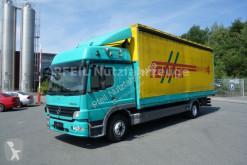 Camion Mercedes Atego 1229 PL-SP-Schlafkabine-Standklima+ savoyarde occasion