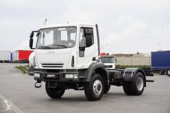 Camion châssis Iveco Eurocargo - / 140E25 / 4 X 4 / MANUAL / DO ZABUDOWY