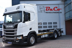 Kamyon BDF Scania R 450