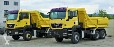 Camion benne occasion MAN TGS 33.440 Kipper* 6x6*Topzustand!