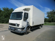 Camion DAF 45LF150 Koffer, Ladebordwand1 to, 6 Gang manuell fourgon occasion