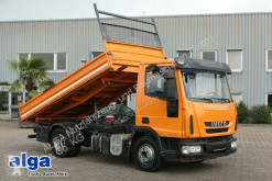 Iveco three-way side tipper truck ML80E22K, Meiller/Klima/AHK