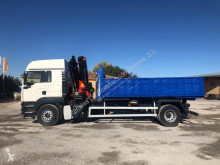 Camion MAN 18.350F plateau ridelles occasion