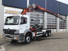 Camion polybenne Mercedes Atego 2628