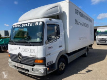 Camion Mercedes 815 fourgon occasion