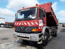 Camion Mercedes Atego 1828 benne occasion