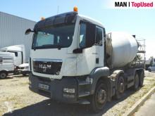 Камион MAN TGS 32.360 8X4 BB бетон миксер втора употреба