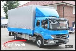 Camion savoyarde Mercedes Atego 1229 L, Original 50.878 Kilometer, 5 Sitzer