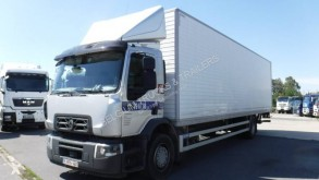 Camion Renault Gamme D WIDE furgone plywood / polyfond usato