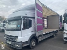 Camion fourgon paroi rigide repliable Mercedes Atego 1224
