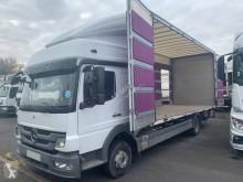 Camion fourgon paroi rigide repliable occasion Mercedes Atego 1224