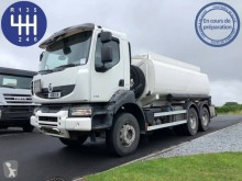 Camion Renault Kerax 430 DXI citerne hydrocarbures occasion