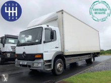 Camion fourgon occasion Mercedes Atego 1317