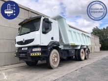 Camion benne occasion Renault Kerax 380 DXI