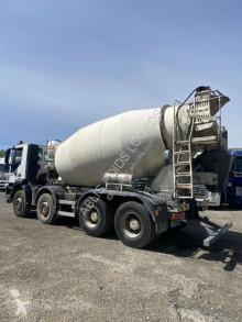 Iveco Trakker 360 truck used concrete mixer