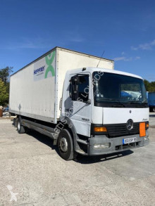 Camion fourgon occasion Mercedes Atego 1523