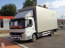 Camión Mercedes Atego 1018 N caja abierta usado