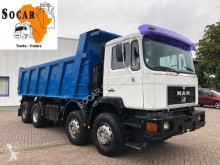 Camion MAN 41.372 benă second-hand