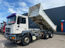 MAN tipper truck 33.343