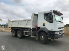 Used two-way side tipper truck Renault Kerax 370.26