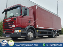 Camion Scania G 320 furgon second-hand