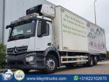 Mercedes Antos 2536 truck used mono temperature refrigerated
