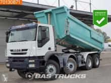 Iveco Trakker truck used tipper