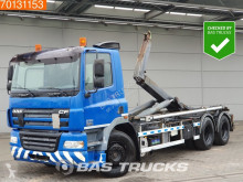 DAF CF 85.380 truck used hook arm system