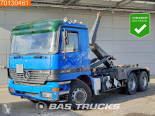 Camion polybenne occasion Mercedes Actros 2640