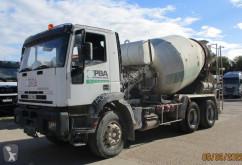 Used concrete mixer truck Iveco Eurotrakker 260E34