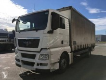 Camion obloane laterale suple culisante (plsc) second-hand MAN TGX 18.400