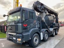 Camion béton toupie / Malaxeur occasion MAN TGA 35.440