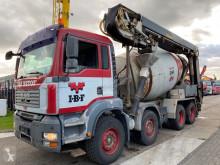 Camião MAN TGA 35.400 betão betoneira / Misturador usado