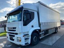 Kamión plachtový náves Iveco Stralis 330