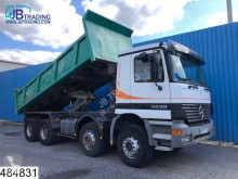 Mercedes two-way side tipper truck Actros 3235