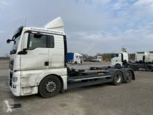 Used chassis truck MAN TGX 26.440 LL Jumbo, Multiwechsler 3 Achs BDF W