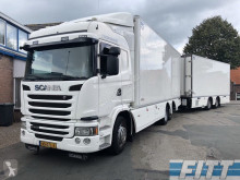 Scania G 410 trailer truck used mono temperature refrigerated