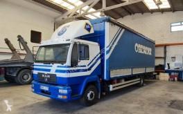 Camion MAN LE 12.225 rideaux coulissants (plsc) occasion