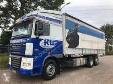 Camion fourgon occasion DAF XF