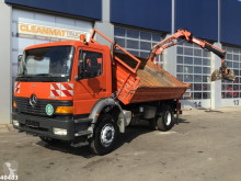 Mercedes Atego 1823 truck used two-way side tipper
