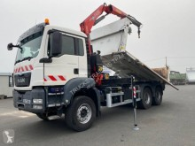 MAN two-way side tipper truck TGS 33.360
