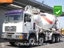 Camion béton malaxeur + pompe occasion MAN 32.364