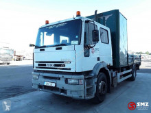 Iveco flatbed truck Eurotech