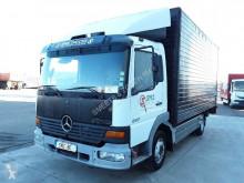 Camión Mercedes Atego 817 furgón usado