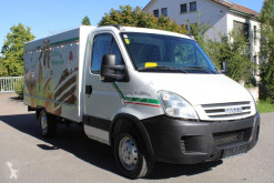 Iveco Daily 35s10 ColdCar 5+5 Türen Eis/Ice -33°C used negative trailer body refrigerated van