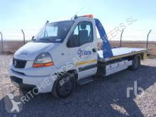 Camion dépannage Renault Master