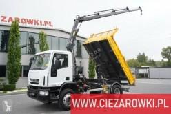 Ciężarówka wywrotka używana Iveco Eurocargo 140 E 18